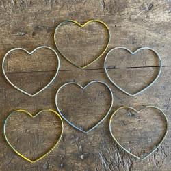 Heart Small Shape Iron