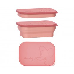 Lunch Box Coral - MAILEG