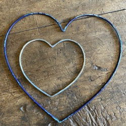 Middle Heart Shape Iron