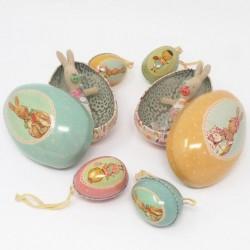 Tin Eggs Set - MAILEG