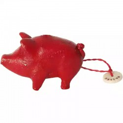 Red Pig Poly - Maileg