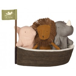 Noah's Ark with 3 Mini...