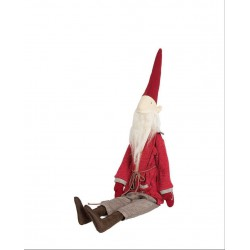 Mega Maxi Santa, Knitted...
