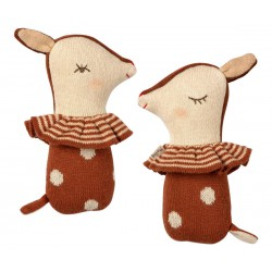 Bambi rattle Rusty - Maileg