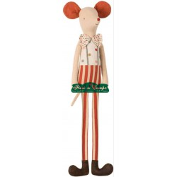 Circus Stilt Clown Maxi...