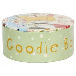 Goodies box green tin - MAILEG