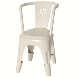 Metal Chair Off White 2012...