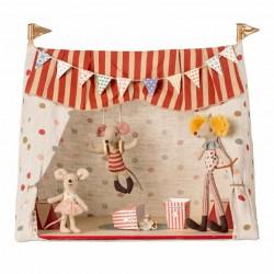 Circus incl 3 Circus mice -...