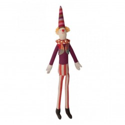 Mini Stilt Clown - MAILEG