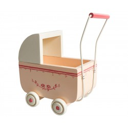 Baby pram light pink for MY...