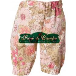Maileg Mini Pants Flower Green