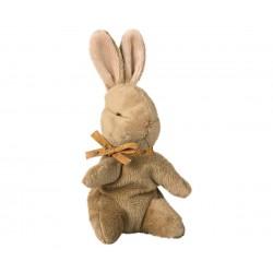Baby Bunny w. ocher ribbon...