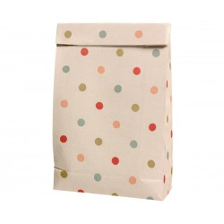 Gift bag w. Multi dots MAILEG