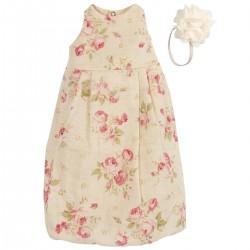 Mega Maxi Dress w. pant...