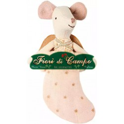 Mouse Angel with Stocking...