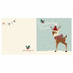 Bambi Double Card - MAILEG