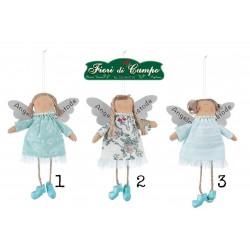 Turquoise Guardian Angel -...