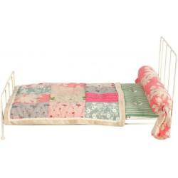 Metal Bed medium offwhite...