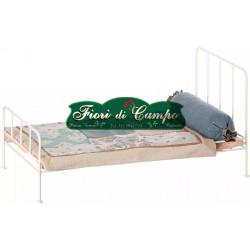 Romantic Bed medium cream...