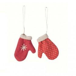 Mitten Ornament 1 piece...