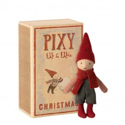 Pixy Elf in Box 2020 - MAILEG