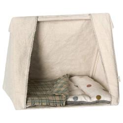 Mouse Tent w. air matress...