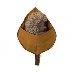 Hedgehog in leaf 2020 - MAILEG