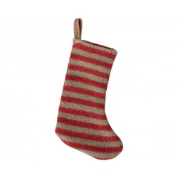 Christmas Stocking Red/Sand...