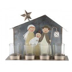 Candle holder crib - BADEN