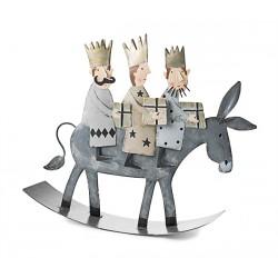 King Magi on the Donkey -...