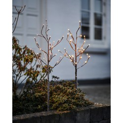 Set of 2 Alex Trees 30 Led...