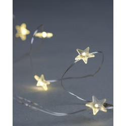 Trille String Light silver...