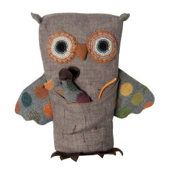 Owl with Mouse (2012) MAILEG