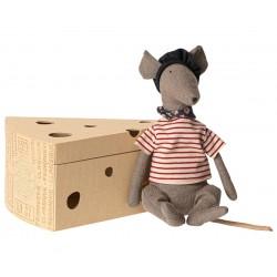 Rat in grey cheese box 2019...