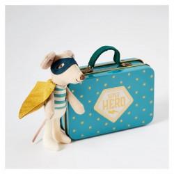 Topo supereroe in valigia -...
