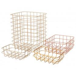 Baskets 4 pcs. No. 1 2020 -...