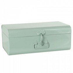 Big Storage Suitcase Blue...