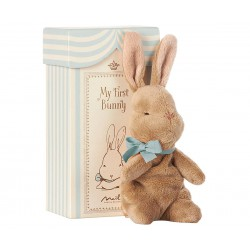 My First Bunny in Box, Blue...