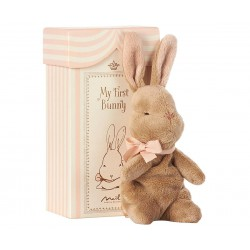My First Bunny in Box, Rose...