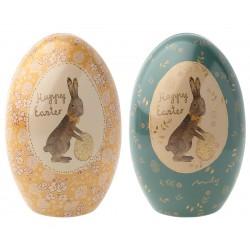 Easter egg metal 2 asstd...