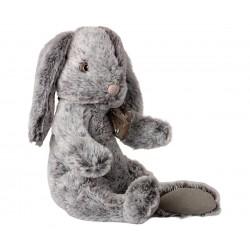 Fluffy Bunny Large Grey...