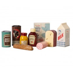 Vintage food in box 2019 -...