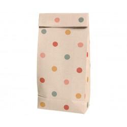 Gift bag Multi dots Small...