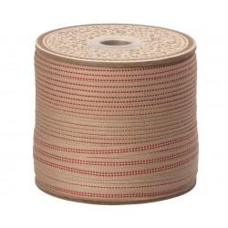 Ribbon 5 m Grey/Red 2019 -...