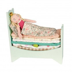 Bed for Princess and the...