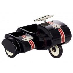 Black Scooter w/ sidecar,...