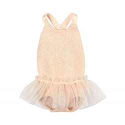 Mini Ballerina Gymsuit -...