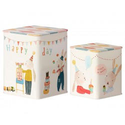 Two Happy Day Boxes - MAILEG