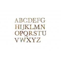 Letters Iron Typo F20