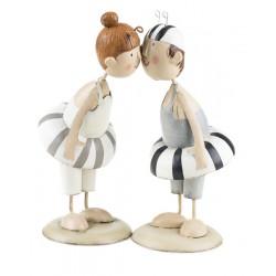 Cake Topper MARE - Kissing...